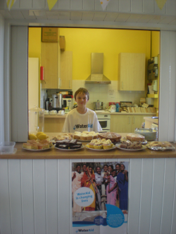 lemon cafe for wateraid