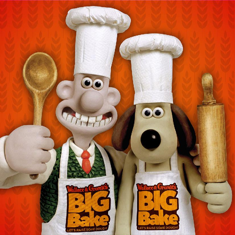 Wallace and Gromit's BIG Bake